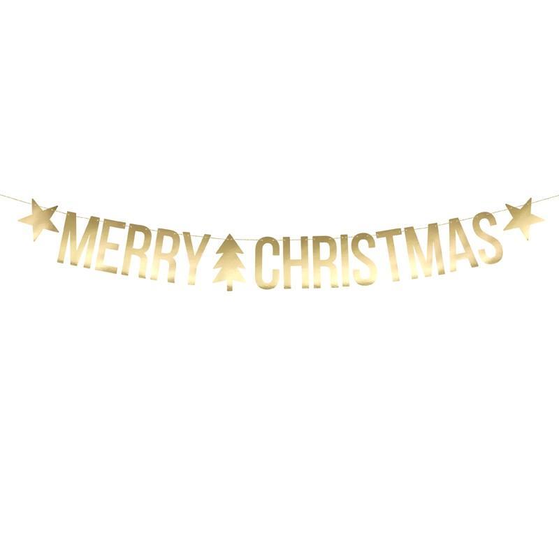 Merry Christmas Juleguirlande