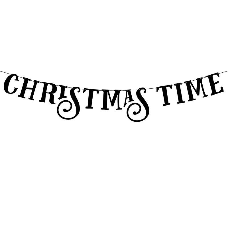 Christmas Time Juleguirlande