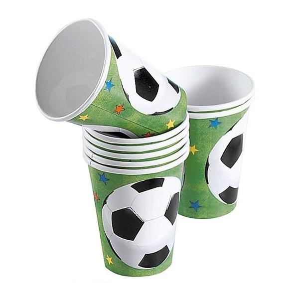 Fodbold Papkrus Stjerner