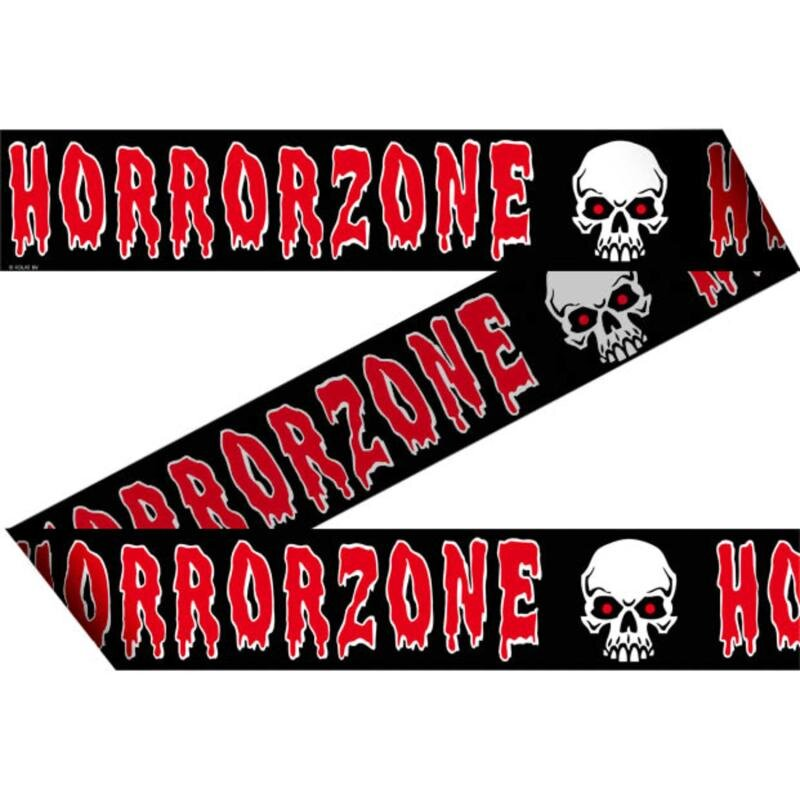 Horror Zone afmærkningstape