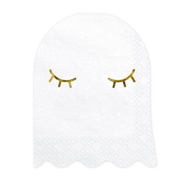 Spøgelse servietter