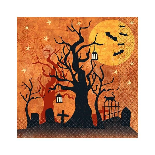 Haunted House Servietter