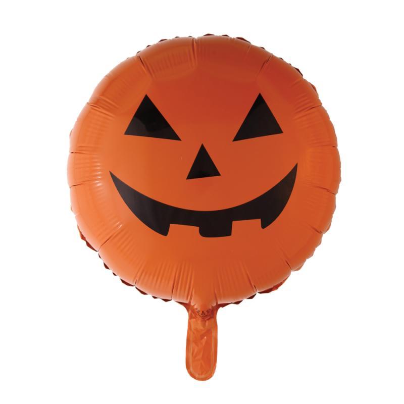 Græskar Ballon 46 cm