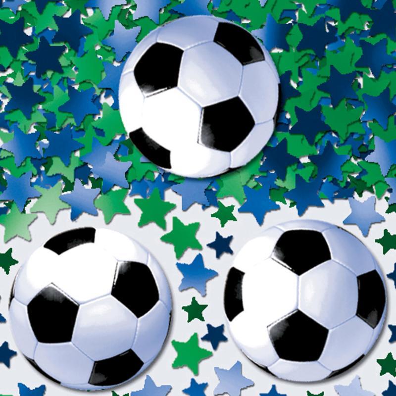 Fodbold Konfetti