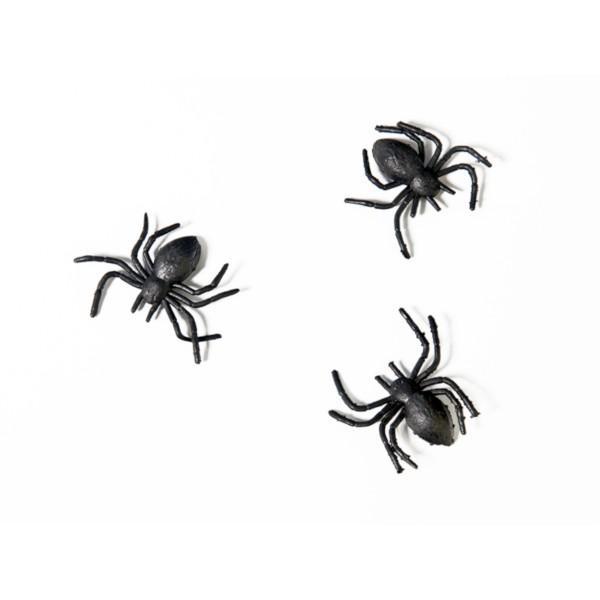 Edderkopper i Plast 10 Stk.