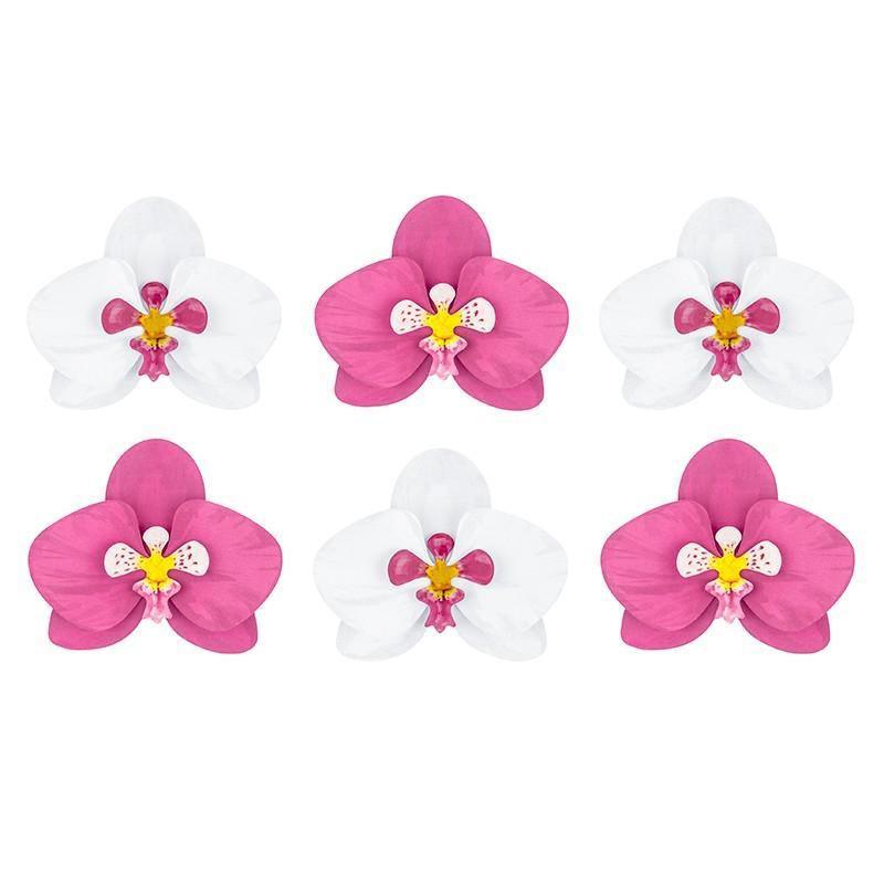 Hawaii tema, Blomster til bordpynt